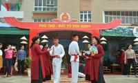 Coup d'envoi de la fête culturelle, sportive et touristique du Nord-Est