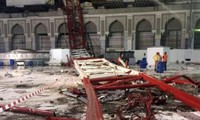 Drame à La Mecque : 107 morts après la chute d'une grue sur la Grande Mosquée