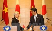 La visite de Nguyen Phu Trong largement couverte par la presse japonaise