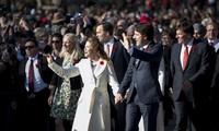 Canada : Justin Trudeau devient officiellement premier ministre
