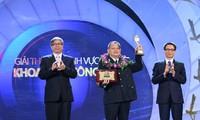 Remise des prix «Talents du Vietnam 2015»