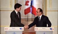 COP21 : Justin Trudeau veut une «résolution ambitieuse»