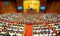 L'Assemblée nationale perfectionne le système juridique selon la Constitution