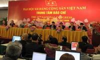 Un congrès placé sous le signe de la démocratie et de la solidarité