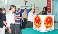 Elections: les résultats à Dien Bien, Tien Giang et Tuyen Quang publiés