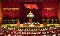 Plénum du comité central du Parti : Troisième journée de travail