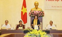 7ème réunion du Conseil électoral national