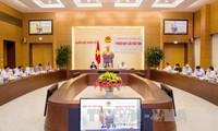 8ème réunion du Conseil électoral national
