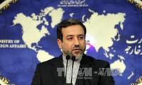 Nucléaire: Téhéran appelle le P5+1 à respecter ses engagements