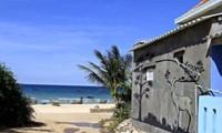 Premier village de fresques au Vietnam