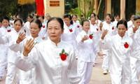 Existe-il des clubs de personnes âgées au Vietnam?