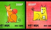 Rencontre avec Pham Ha Hai, le créateur de la collection de timbres de l'année du Chien