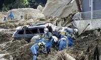 Inondations au Japon: le bilan s'alourdit à 179 morts