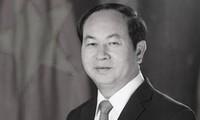 Le président Trân Dai Quang n'est plus