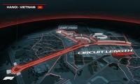 Hanoi accueillera le championnat de Formule 1