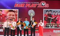 Remise des Prix du fair-play 2018