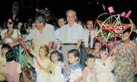 Ancien président Lê Duc Anh: des moments forts