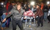 Israel dan faksi-faksi Palestina di jalur Gaza menyetujui gencatan senjata.