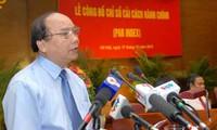 Pengumuman perangkat indeks reformasi administrasi Vietnam