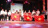 Vietnam memperoleh 3 medali emas dalam lomba matematika internasional BIMC 2013