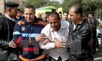 Cabang IS mengakui membunuh 4 polisi di Mesir