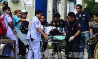 Polisi Thailand menetapkan satu  otak atas intrik serangan-serangan bom