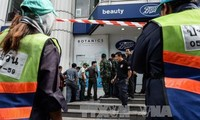Polisi Thailand mengidentifikasi tersangka dalam serentetan serangan bom