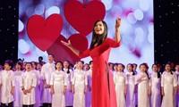 Mengembangkan seni paduan suara  anak-anak Vietnam