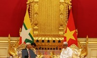Pernyataan Bersama tentang hubungan Kemitraan Kerjasama Komprehensif antara Vietnam dan Myanmar