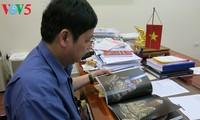 Artefak arkeologi Vietnam dan perjalanan di negeri Jerman