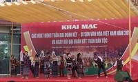 Mengkonservasikan dan mengembangkan semua pusaka budaya Vietnam