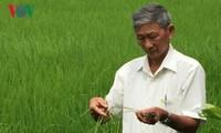 Bapak Tran Cong Len: Kegembiraan kaum tani adalah kebahagiaan dalam hidupnya
