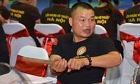 Saudara Tran Nam Trung dengan kegandrungan mempopulerkan silat kepada  semua orang