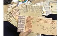 Pameran surat tulisan tangan dalam waktu 100 tahun ini, tempat mencari kembali memori dari banyak generasi