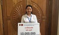 Kontes berorasi bahasa Thai di seluruh Vietnam-Arena main yang bermanfaat bagi mahasiswa yang belajar bahasa Thai di Vietnam