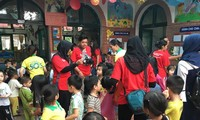 Kunjungan yang bermakna di Perkampungan Anak-Anak SOS Hanoi