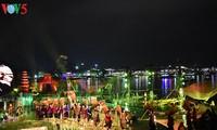 Kebudayaan Kota Hue naik terbang tinggi di Festival Hue 2018