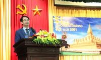 Mendidik dan memupuk barisan pejabat manajer negara untuk Laos