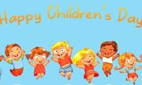 Program kesenian khas pada kesempatan Hari Anak-Anak Internasional
