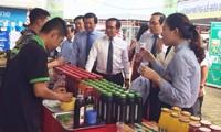 Pembukaan Festival Perberasan dan Pameran Pertanian yang menerapkan teknologi tinggi di Daerah Dataran Randah Sungai Mekong kali pertama