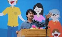 Kepala sekolah yang gandrung menyampaikan Ilham patriotisme kepada pelajar