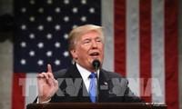 Presiden AS, Donald Trump membuka kemungkinan mencalonkan diri untuk masa bakti ke-2