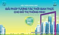 Mengumumkan rantai peristiwa lokakarya tentang panorama teknologi informasi dan komunikasi Viet Nam