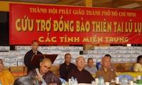 Sangha Buddha Viet Nam:  menggerakkan amal sosial senilai lebih dari 670 miliar VND