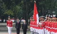Kemitraan Strategis Viet Nam-Indonesia, permulaan baik, berkiblat ke masa depan