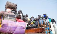 PBB berhasil melakukan pemukiman kembali bagi 3.500 pengungsi di Sudan Selatan