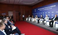 WEF-ASEAN 2018: Berbagi ide dan gagasan untuk turut mendorong perkembangan ASEAN
