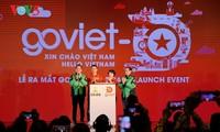 Meluncurkan Go-Viet-Produk kerjasama teknologi antara Viet Nam dan Indonesia