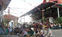 Menguak tabir pesta Ooc Phan Xa- Ciri yang indah dalam budaya kepercayaan warga Laos