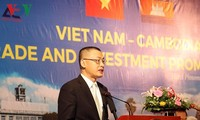 Memperkuat kerjasama ekonomi dan perdagangan Viet Nam-Kamboja